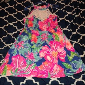 VGUC Kinley Dress Jungle Utopia Lilly Pulitzer